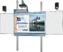 Interaktívna tabuľa Triptych na pylóne